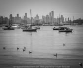 Williamstown, Victoria - Australia 'Port Phillip Bay' Photographed by © Karen Robinson www.idoartkarenrobinson.com Feb 2017
