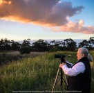 Lang Lang, Victoria - Australia 'Sunrise at McDonalds Track' Photographs by Karen Robinson Feb 2018 NB All images are protected by copyright laws. Comments - We managed to find a ridge where we just catch the commencement of this morning's sunrise.