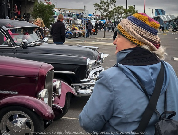 Craigieburn, Victoria - Australia 'Car, Truck and Bike Show' Photographed by Karen Robinson Feb 2018 NB. All images are protected by copyright laws. Comments: The Craigieburn Camera Club organised an outing to this event to give club members an opportunity to photograph an array of vehicles at Craigieburn Central. Jess - the model came dressed in her best Rockabilly gear to pose for the club with the cars, bikes and truck.Craigieburn, Victoria - Australia 'Car, Truck and Bike Show' Photographed by Karen Robinson Feb 2018 NB. All images are protected by copyright laws. Comments: The Craigieburn Camera Club organised an outing to this event to give club members an opportunity to photograph an array of vehicles at Craigieburn Central. Jess - the model came dressed in her best Rockabilly gear to pose for the club with the cars, bikes and truck.