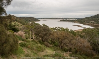 Illowa Victoria - Australia 'Tower Hill Wildlife Reserve' Photographed by Karen Robinson May 2018 NB. All images are protected by copyright laws. Comments - On our way back home from Warrnambool, we stopped off at Tower Hill Wildlife Reserve. A beautiful view from the road side helps to appreciate the 4km wide crater lake. The wildlife reserve sits inside the extinct volcano formed some 30,000 years ago.