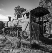 Maldon, Victoria - Australia 'Maldon Railway Trains' Photographed by Karen Robinson July 2018 NB. All images are protected by copyright laws. Comments - Maldon is a historic railway station on the Victorian Goldfields. It originally opened