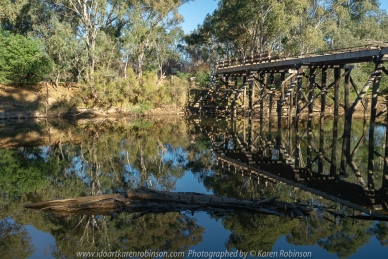Seymour, Victoria - Australia 'Goulburn River' Photographed by Karen Robinson Jun 2018 NB. All images are protected by copyright laws. Comments - A lovey winter's day out with daughter, grand daughter and hubby visiting spots along the Goulburn River.