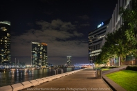 Docklands Melbourne, Victoria - Australia 'Craigieburn Camera Club Night Photography' Photographed by Karen Robinson May 2018 NB All images are protected by copyright laws. Comments - We were at Docklands photgraphing the area during the night to get a better understanding and experience of night photography.