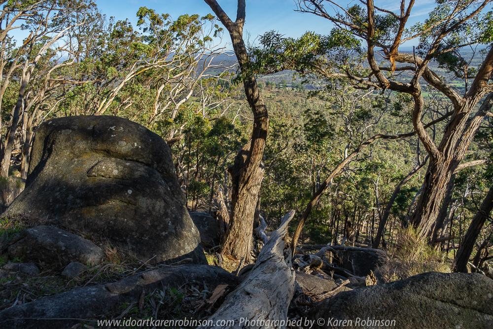 faraday  victoria  u2013 australia  u2018mount alexander regional park  u2013 dog rocks u2019 photographed by karen