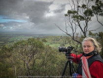Maldon, Victoria - Australia 'Mount Tarrengower Lookout Region' Photographed by Karen Robinson July 2018 NB All images are protected by copyright laws Comments - These photographs were taken from Mt Tarrengower Road Looking out over Tarrengower on a wildly windy day where the wheather one moment presented as sunny and the next thunderous clouds possessed the wide-open skies.