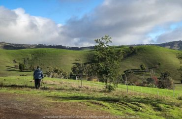 Strath Creek, Victoria - Australia 'Autumn Drive' Photographed by Karen Robinson May 2019 Comments - Panoramic Views of this beautiful region. Photograph featuring Karen Robinson Photographer