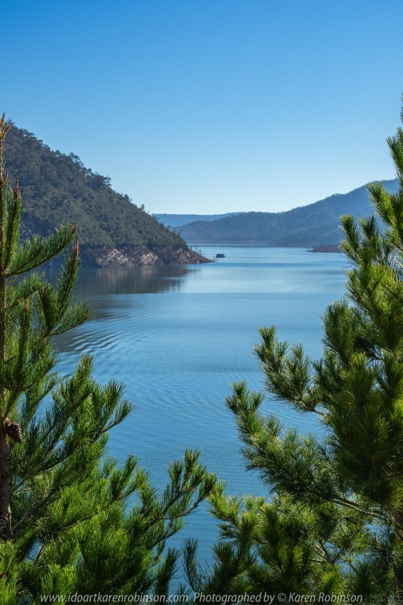 Eildon, Victoria - Australia 'Lake Eildon Region' Photographed by Karen Robinson June 2019 Comments - Views of Lake Eildon