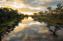 Thornton, Victoria - Australia 'Goulburn River at Sunrise' Photographed by Karen Robinson August 2019 Comments Beautiful winter's morning looking out over Goulburn River during a time when its water levels are good.