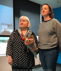 Geelong, Victoria - Australia 'Artist Talk - Road Trauma presented at TAC by Karen Robinson' Photograph from Karen Robinson August 2019 Comments Presented at TAC's head office in Geelong contact Stephanie Wood.