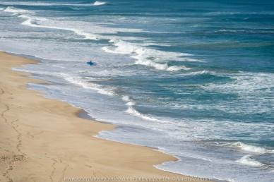 Portsea, Victoria - Australia 'Portsea Back Beach - Peninsula Beach and Ocean Views' Photographed by Karen Robinson August 2019