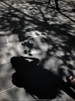 Melbourne, Victoria - Australia 'Street Photography on iPhone' Photographed by Karen Robinson September 2019 Comments - On my way to meet up with a friend for lunch I took some photographs with my iPhone just to get a feel for doing some Street Photography.