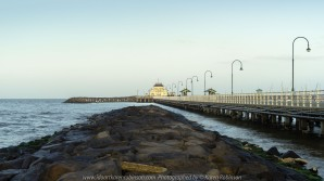 St. Kilda, Victoria - Australia 'Port Phillip Bay St. Kilda Pier' Photographed by Karen Robinson September 2019 Comments - Beautiful morning and evening at St. Kilda Pier. Evening session with members of the Craigieburn Camera Club.