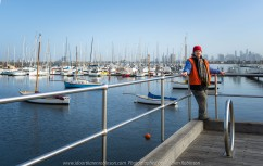 St. Kilda, Victoria - Australia 'Port Phillip Bay St. Kilda Pier' Photographed by Karen Robinson September 2019 Comments - Beautiful morning and evening at St. Kilda Pier. Evening session with members of the Craigieburn Camera Club.