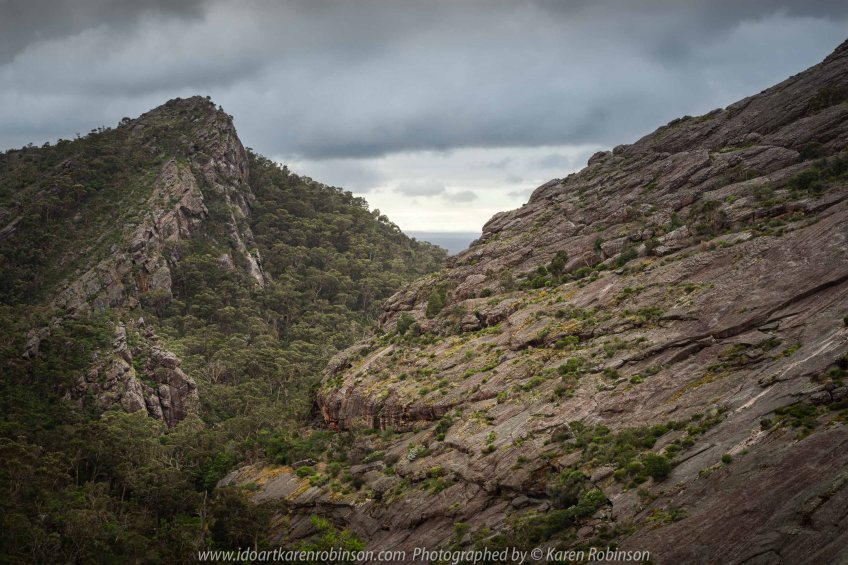 Grampians National Park, Victoria - Australia 'Region' Photographed by Karen Robinson November 2019 Comments: Featuring photographs within Halls Gap along Victoria Road.