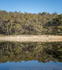 Warrak, Victoria - Australia 'Langi Ghiran State Park Region' Photographed by Karen Robinson November 2019 Comment - Early morning views of the secluded Langi Ghiran Reservoir.