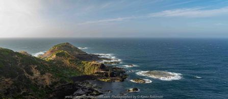 Cape Schanck, Victoria - Australia 'Sunrise' Photographed by Karen Robinson February 2020 Comments - Early morning just after sunrise.