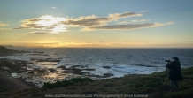 Summerlands, Victoria - Australia 'Sunrise and morning at South Point Lookout' Photographed by Karen Robinson February 2020 Comments - Early morning during the sunrise.
