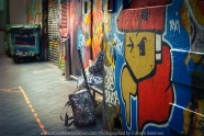 Melbourne, Victoria - Australia 'Fine summer morning at Centre Place' Photographed by ©Karen Robinson Jan 2021 Comments: Decided to do some street photography for a change in one of Melbourne's iconic laneways. Because of COVID-19 there was a great reduction of the number of people when compared to past years. Mask wearing being a sign of the times!