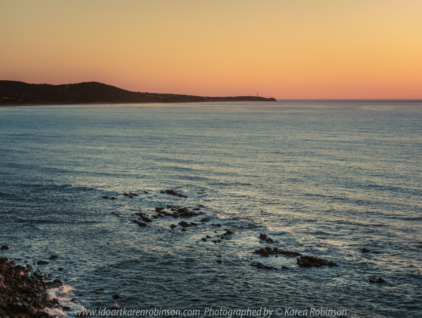 Eastern View, Victoria - Australia 'Devil's Elbow at Sunrise' Photographed by Karen Robinson February 2021 Comments: Beautiful mild summer morning overlooking the ocean along Lorne-Queenscliff Coastal Reserve, just off the Great Ocean Road.