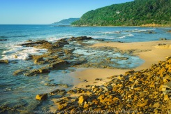 Lorne, Victoria - Australia 'Beach Queenscliff Coastal Reserve' Photographed by Karen Robinson February 2021 Comments: Wonderful rock pools along this coastline beach with big views of the ocean.