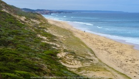 Portsea, Victoria - Australia 'Portsea Surf Beach Views' Photographed by Karen Robinson March 2021 Comments: Back Beach at Portsea.