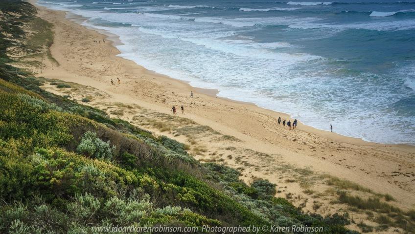 Portsea, Victoria - Australia 'Portsea Surf Beach Views' Photographed by Karen Robinson March 2021 Comments: Views of Portsea Surf Beach!