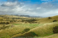 Pyalong, Victoria - Australia 'Basin Hill Road Views' Photographed by Karen Robinson April 2021 Comments: Stunning views across vast stretches of farming land and mountain ranges.